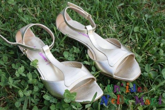 scarpe da rinnovare