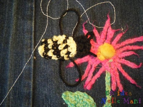 decoro a crochet