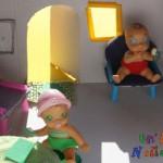 Bambini e riciclo:come fare una casa delle bambole