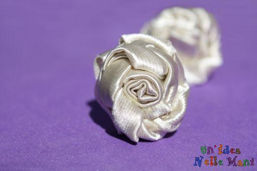 tutorial rose crochet uncinetto