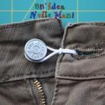 Come allargare la vita a gonne e pantaloni, senza cucire