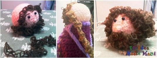 amigurumi personaggi del presepe nativity