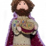 Amigurumi: personaggi del presepe con lana e uncinetto
