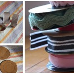 Idee per avvolgere e tenere in ordine filati, nastri e stoff...