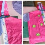 Riciclo creativo: come fare un impermeabile con un materassi...