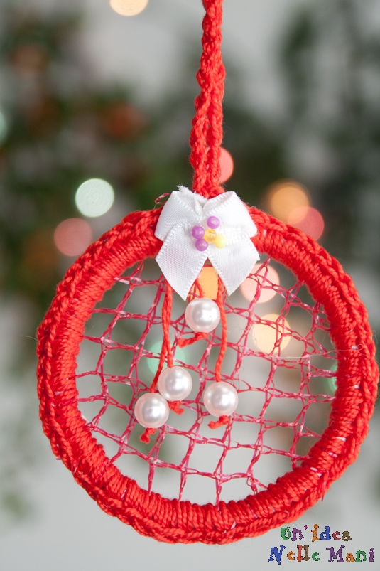 Lavoretti Natale 2010 fatti a mano, decorazioni fai da te
