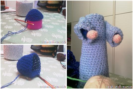 amigurumi, personaggi del presepe in lana ad uncinetto