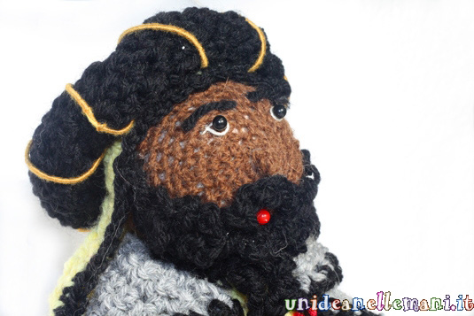 amigurumi, personaggi del presepe all'uncinetto