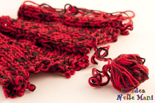 riciclo indumenti  lana vecchi maglioni