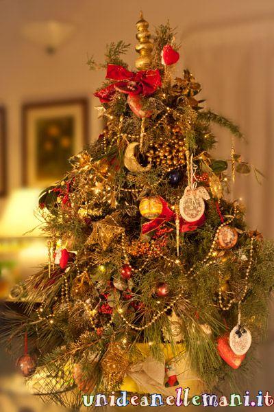 albero di natale, albero di natale originale,