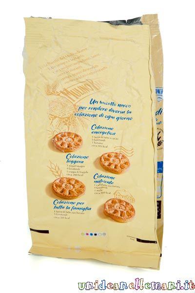 riciclo busta dei biscotti, come fare un porta caramelle