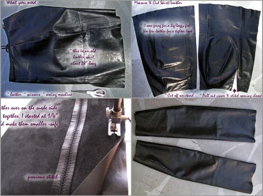 rinnovare scarpe e borsa, shoes and bag refashion