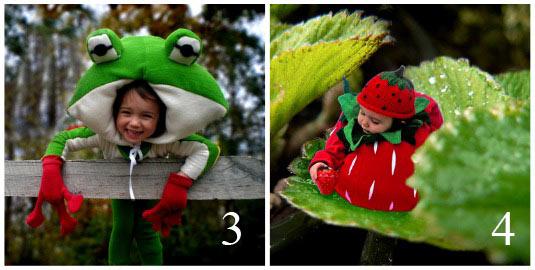 idee costumi di carnevale fai da te per bimbi piccoli,