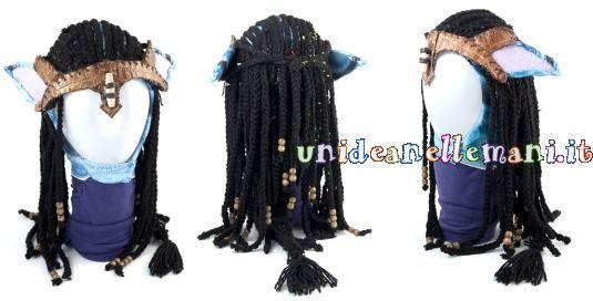 Come fare il costume da avatar per carnevale