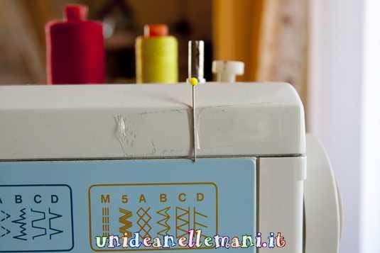 tenere in ordine le craft-room, craft room, macchina da cucire,
