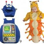 idee per realizzare costumi di carnevale fai da te per bimbi piccoli
