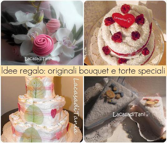 Bouquet di calzini e torte di pannolini for Animali con asciugamani
