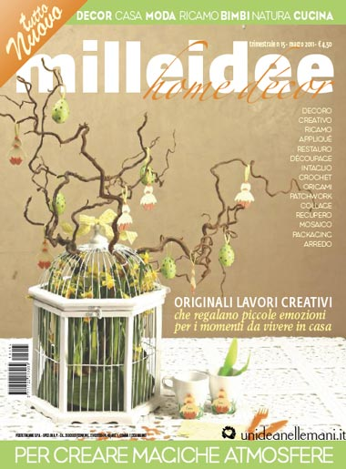 rivista milleidee primavera 2011