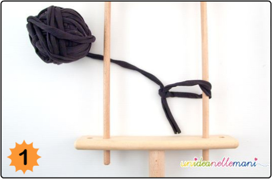 uncinetto a forcella, come usare la forcella, ucinetto, hairpin lace crochet