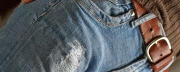 Jeans strappati? Mettiamoci le toppe