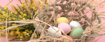 Come Fare un originale Centrotavola per Pasqua