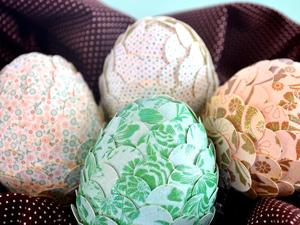 uova di pasqua, decorazioni, pasqua, uova di pasqua decorate, paillettes