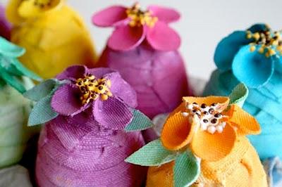 uova di pasqua, decorazioni, pasqua, uova di pasqua decorate, tela adesiva, sticky back canvas,