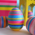 Uova di Pasqua fai da te: 10 coloratissime idee per decorarl...