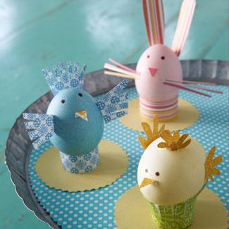 uova di pasqua, decorazioni, pasqua, uova di pasqua decorate, craft, lavoretti per bambini