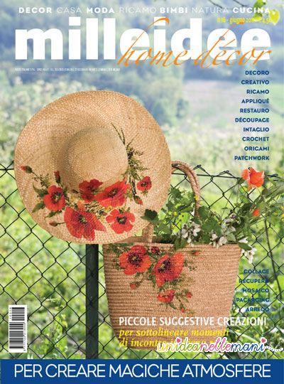 milleidee giugno 2011, rivista milleidee, borsa mare,