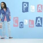 Gioco e riciclo per bambini: i collage con i ritagli delle r...