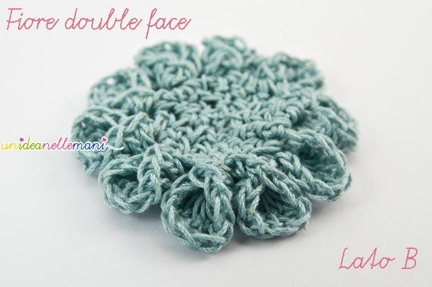 fiore all'uncinetto, fiori, uncinetto, crochet, fatto a mano,