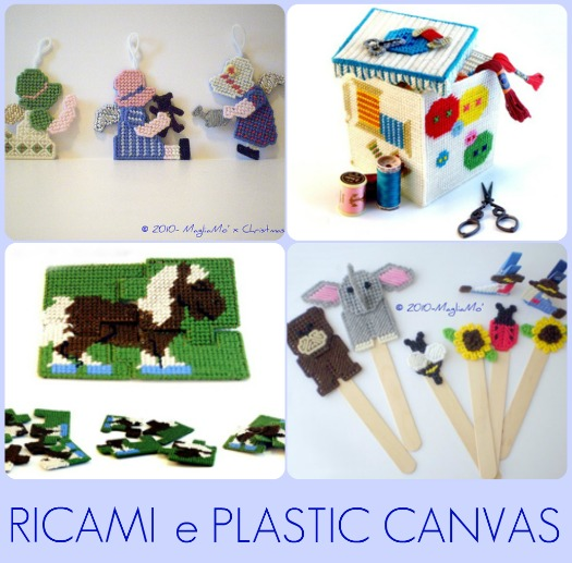 plastic canvas, plastic canvas toys, plastic canvas crafts, tela di plastica, ricamare,
