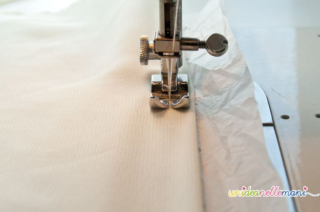 cucire stoffe sottili, cucito, stoffe leggere, macchina da cucire,