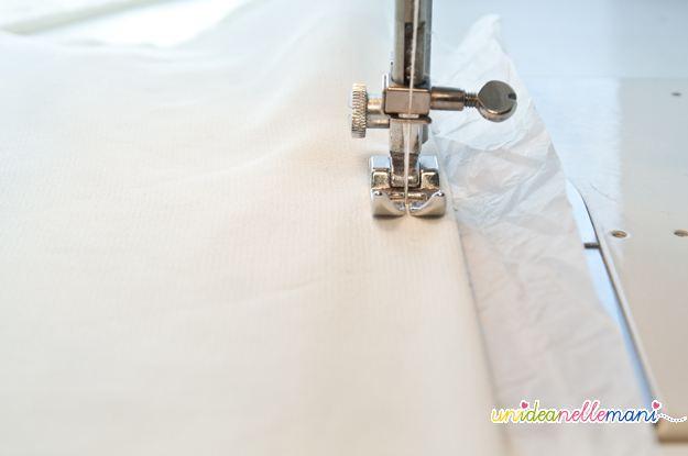 come cucire stoffe sottili, cucito, stoffe leggere, macchina da cucire