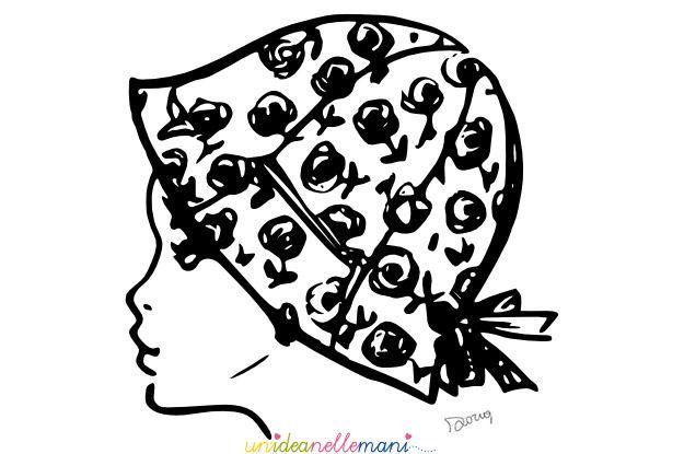 Cappelli A Cloche Fai Da Te Ecco Le Spiegazioni Con Il Cartamodello