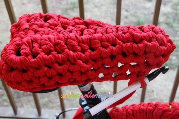bicicletta, uncinetto, bicicletta personalizzata, bicicletta decorata, crochet bike,