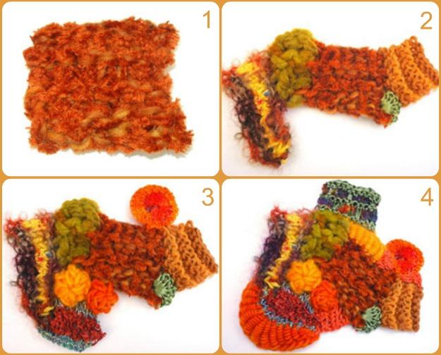 freeform, crochet, uncinetto,
