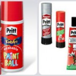 pritt, prittolandia, colle pritt, paint ball
