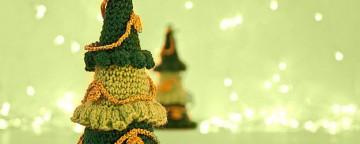 Decorazioni natalizie fai da te: l'albero di Natale in 3D al...