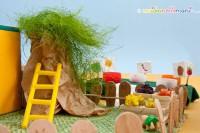 casa delle bambole, fai da te, paciocchini, casa per i paciocchini, riciclo scatola da scarpe, riciclo cannucce,
