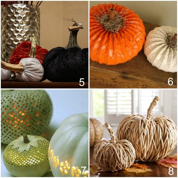 zucche di halloween, zucche fai da te, lavoretti per halloween, halloween,