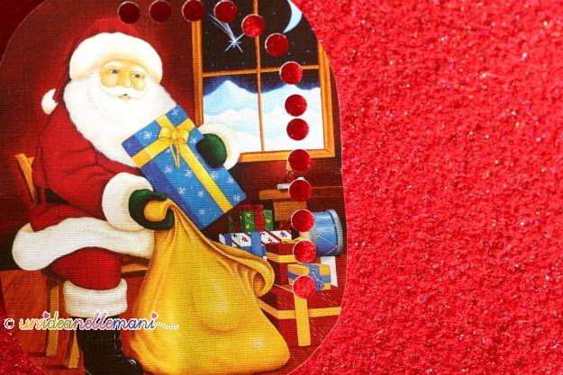 cartoline natalizie, addobbi fai da te, addobbi per l'albero di natale, addobbi con materiale riciclato,