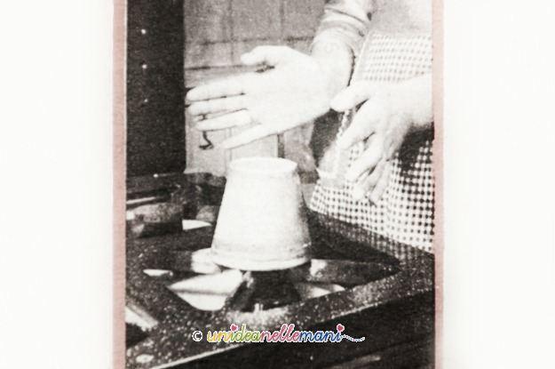 domenica del corriere, vaso di coccio