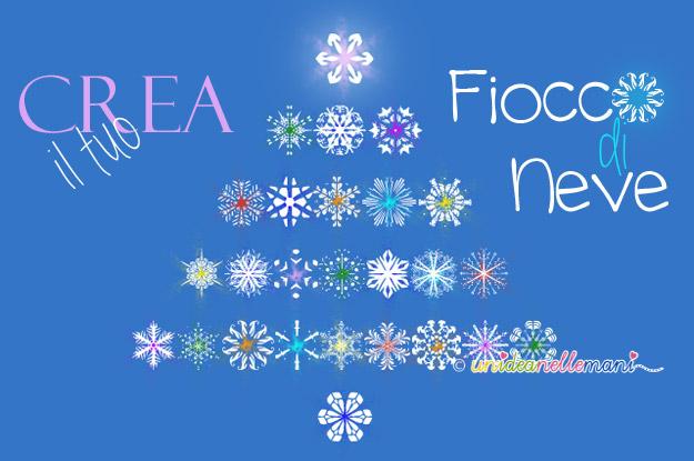 fiocchi di neve, fiocchi di neve di carta, decorazioni di carta ...