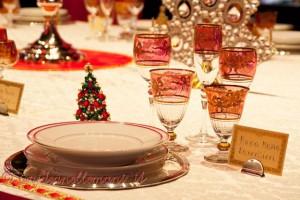 Idee per natale unideanellemani - Addobbi natalizi per tavola da pranzo ...