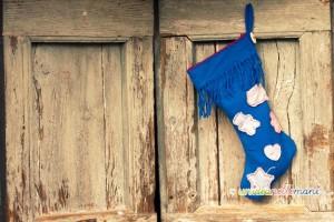 calza della befana, calza della befana fai da te, calza befana originale, calza befana riciclo, christmas stocking pattern,