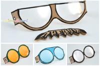 occhiali finti, occhiali di cartone, occhiali carnevale, occhiali e baffi, maschere carnevale, maschere fai da te, occhiali fai da te,