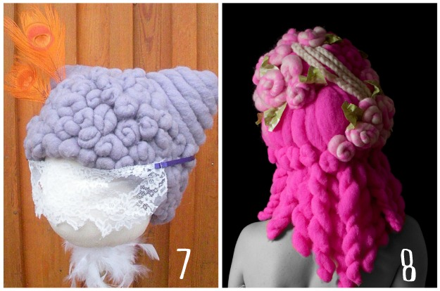 parrucca maria antonietta, parrucca dama, parrucca di lana, parrucca boccoli, parrucche carnevale, parrucca fai da te, wigs with wool,