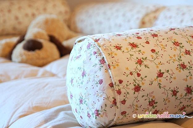 Una simpatica idea per riciclare vecchi cuscini